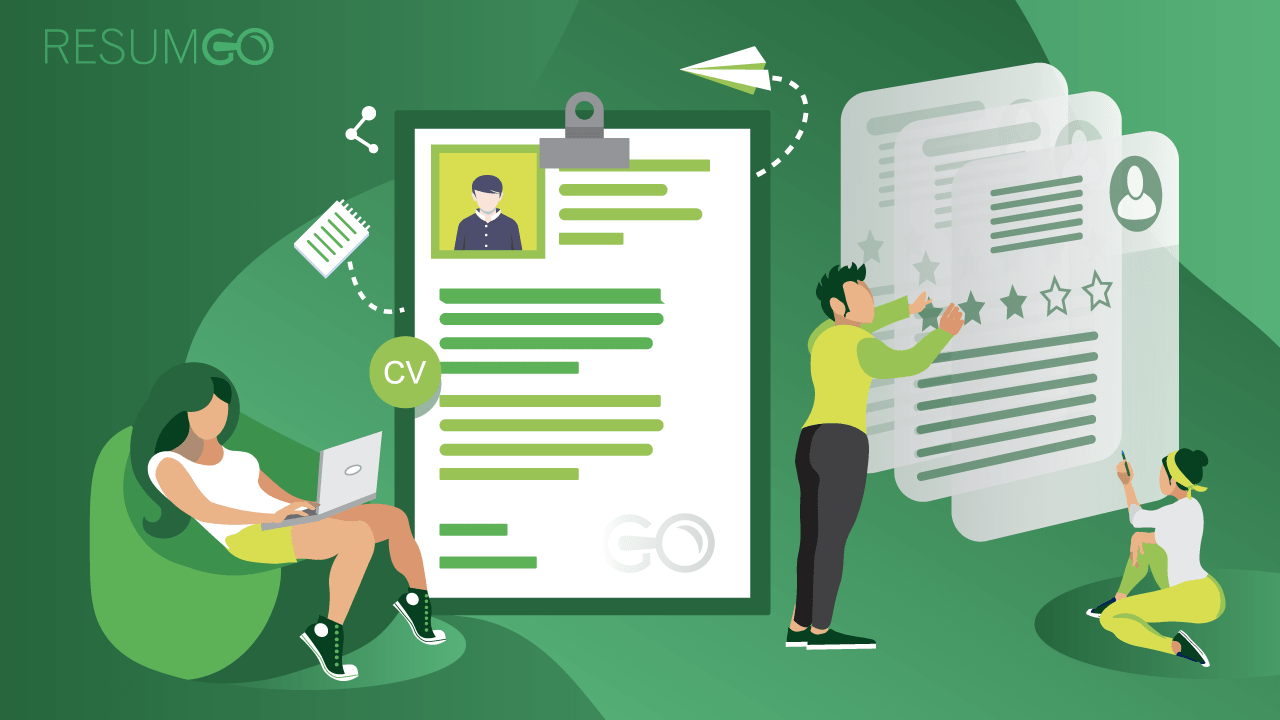 Resume Templates Make Your Job Search Smarter - ResumGO