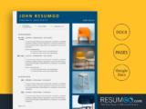 TOTH - Free Portfolio Resume Template - ResumGO
