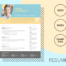 LEFTERIS - Free Creative Resume Template with photo - ResumGO