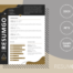 HANNAM-DONG - Free Fun and Modern Resume Template - ResumGO